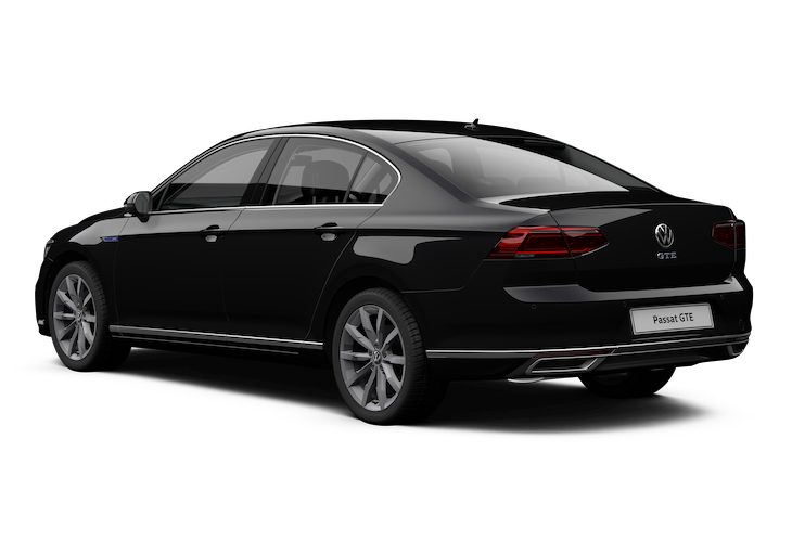 Passat GTE rear