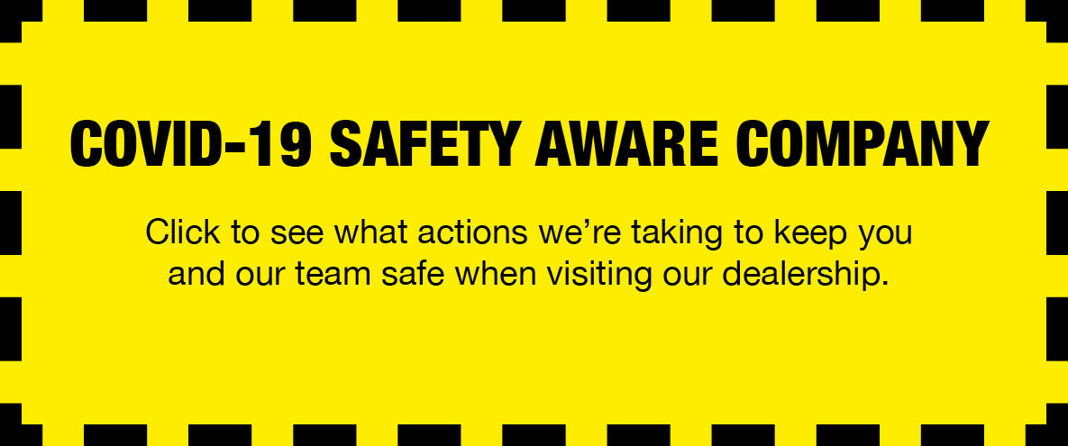 Covid Safety Aware Banner