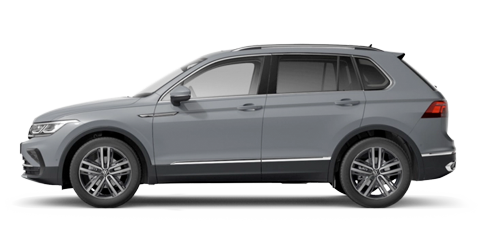 New Tiguan Personal Contract Hire